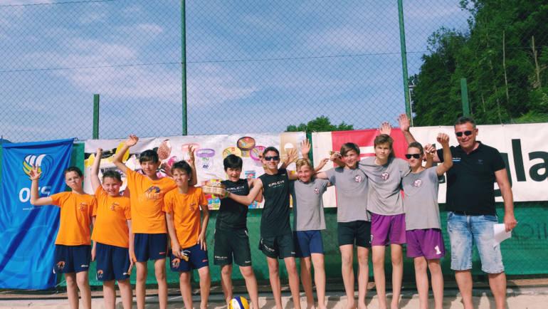 Domača dvojica Skvarča-Špoljarič osvojila prvi regijski turnir U14
